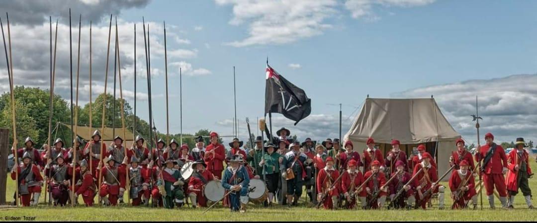 The regiment